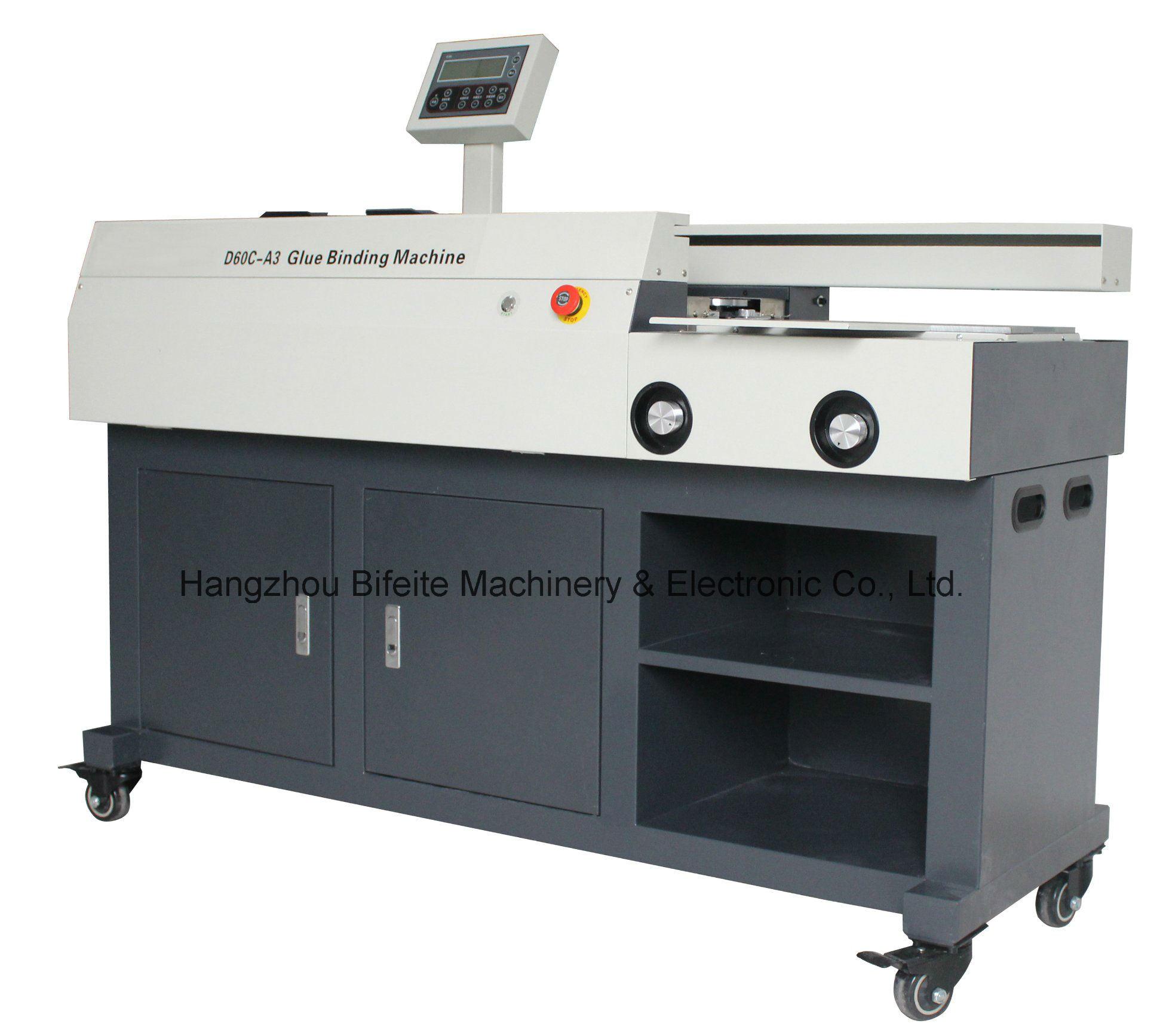 D60-A3 Post-press Equipment Book Binding Machine