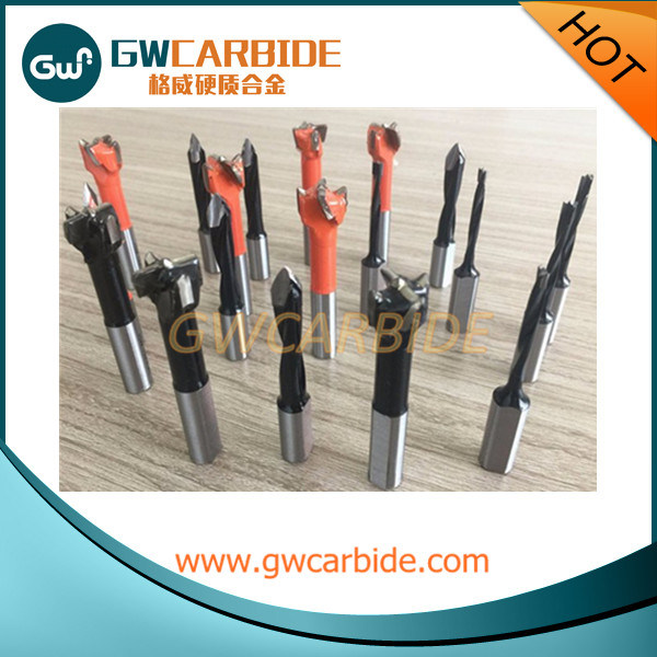 Solid Carbide Boring Bits for Through Hole