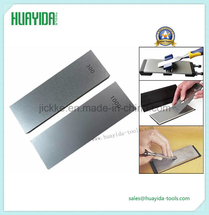 Double Sides Diamond Coated Knife Sharpener for Chisels and Fish-Hooks