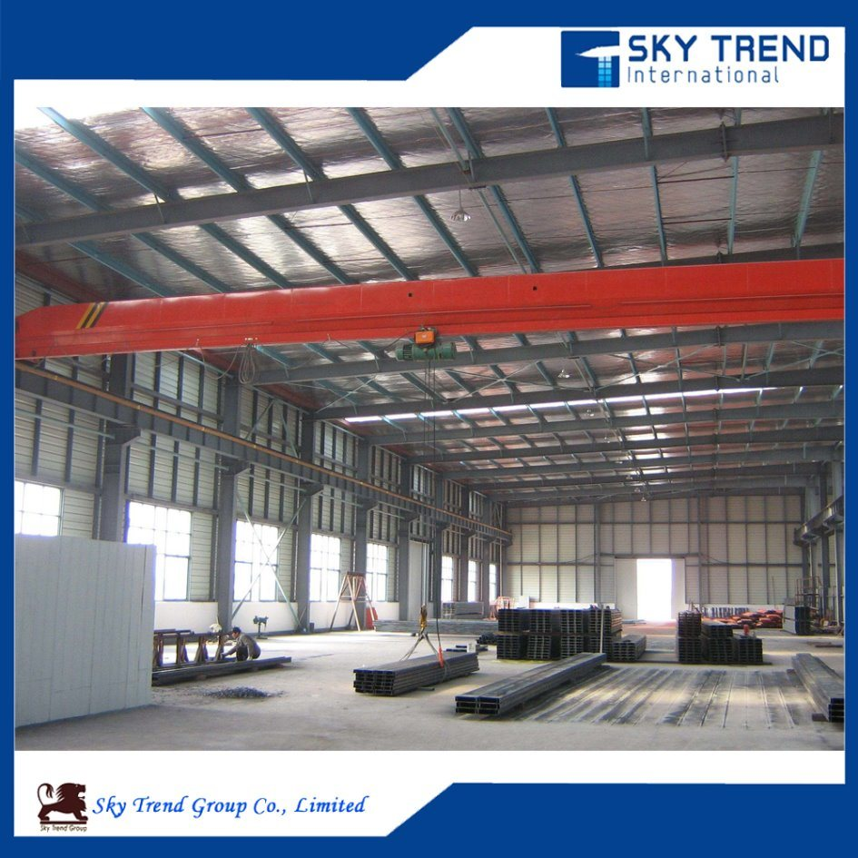Customized China Manufacture High Security Light Garage Steel Structure