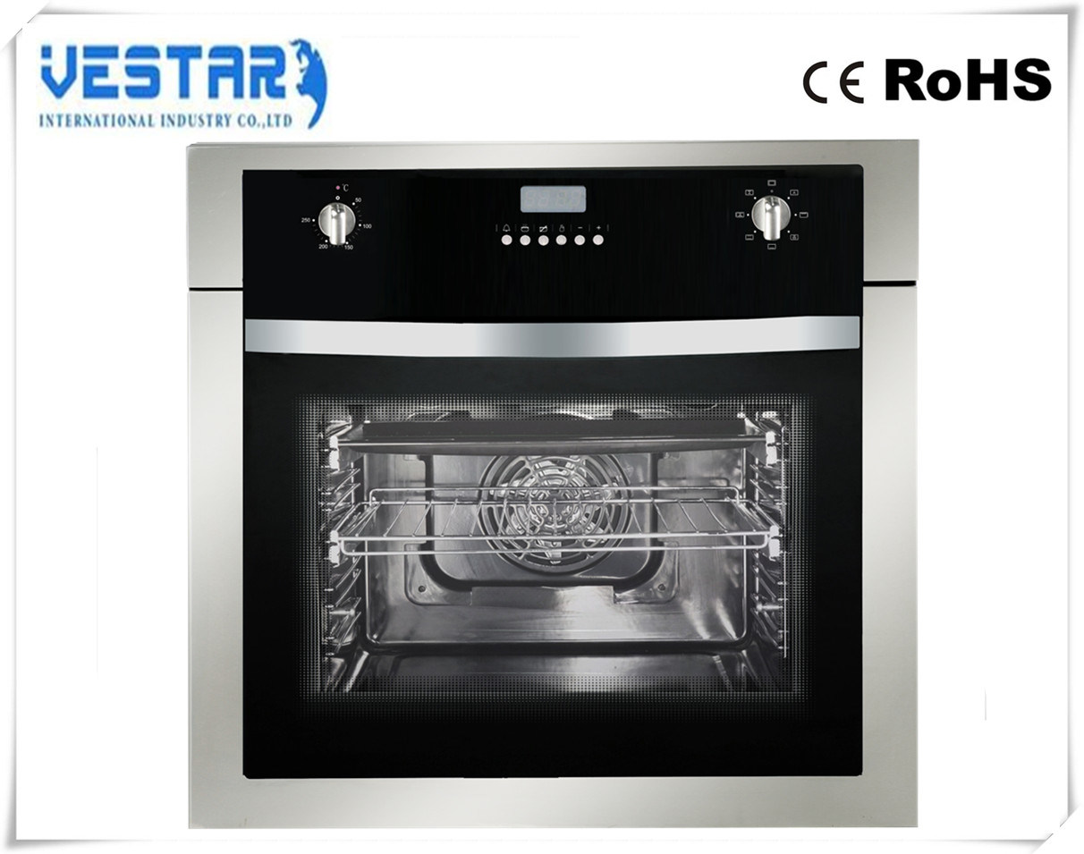 Vestar Built-in Oven Gas with Black Color for Sale