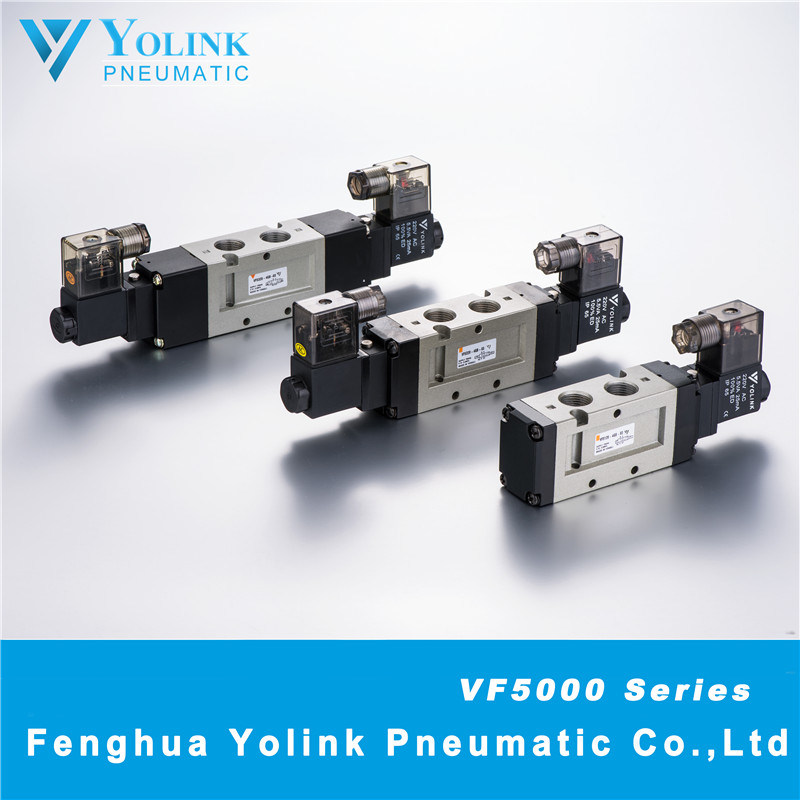 VF5120 Series Pilot Operated Solenoid Valve