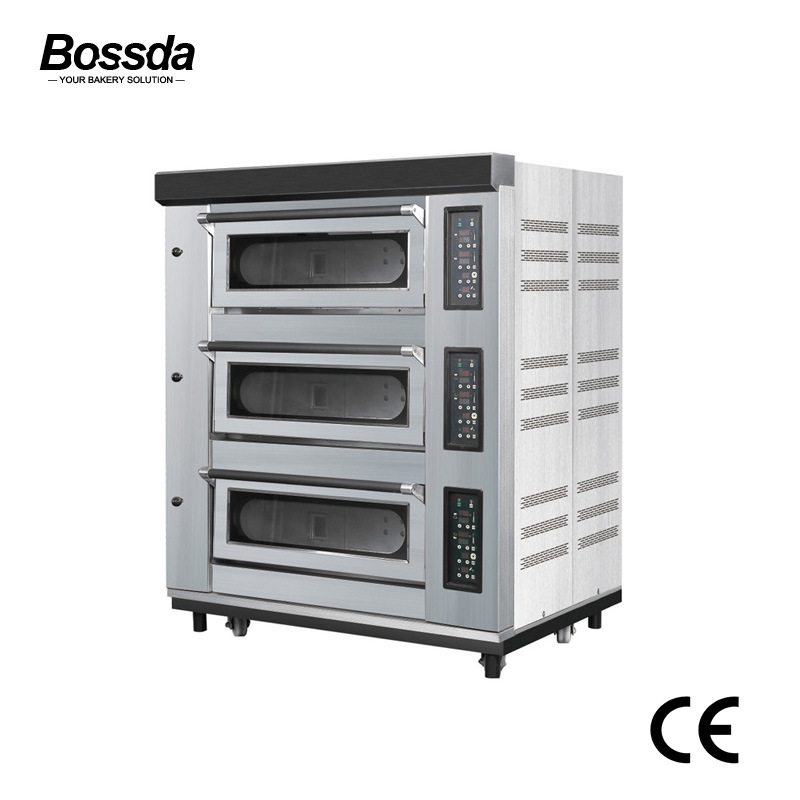 Hotel Kitchen Machinery Restaurant Catering Bakery Equipment for Food