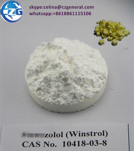 Muscle Growth Steroid Oral Pills Stan-Ozol Winstrol Winny10mg 20mg