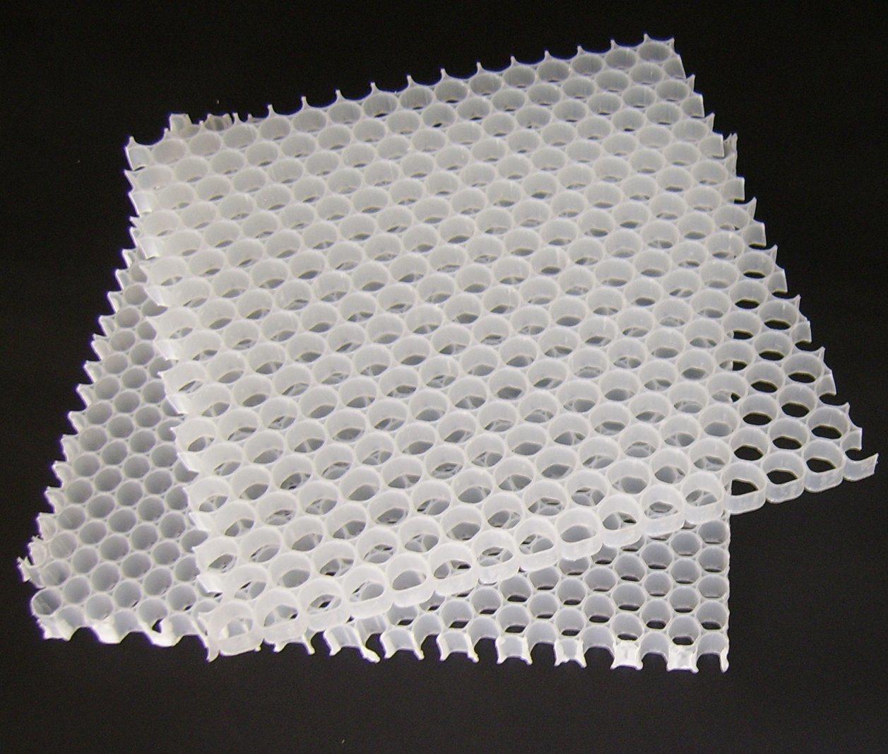 Light Weight Stiffness Strength PP Honeycomb Sheet
