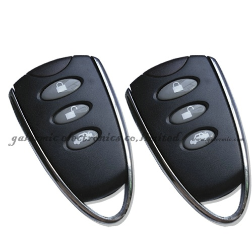 Car Keyless Entry with Remote Trunk Release
