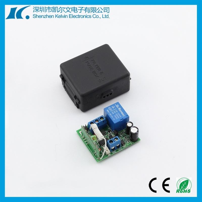 433MHz 1channel 12V Wireless RF Remote Controller Switch Kl-K103X
