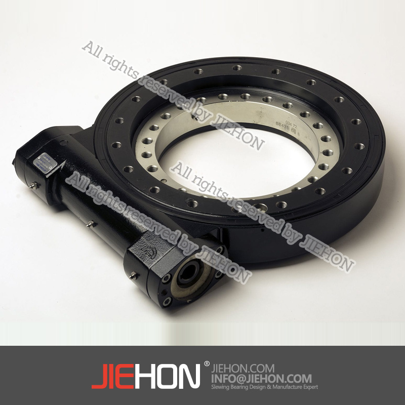 9 Inches Single Axial Worm Slewing Drive