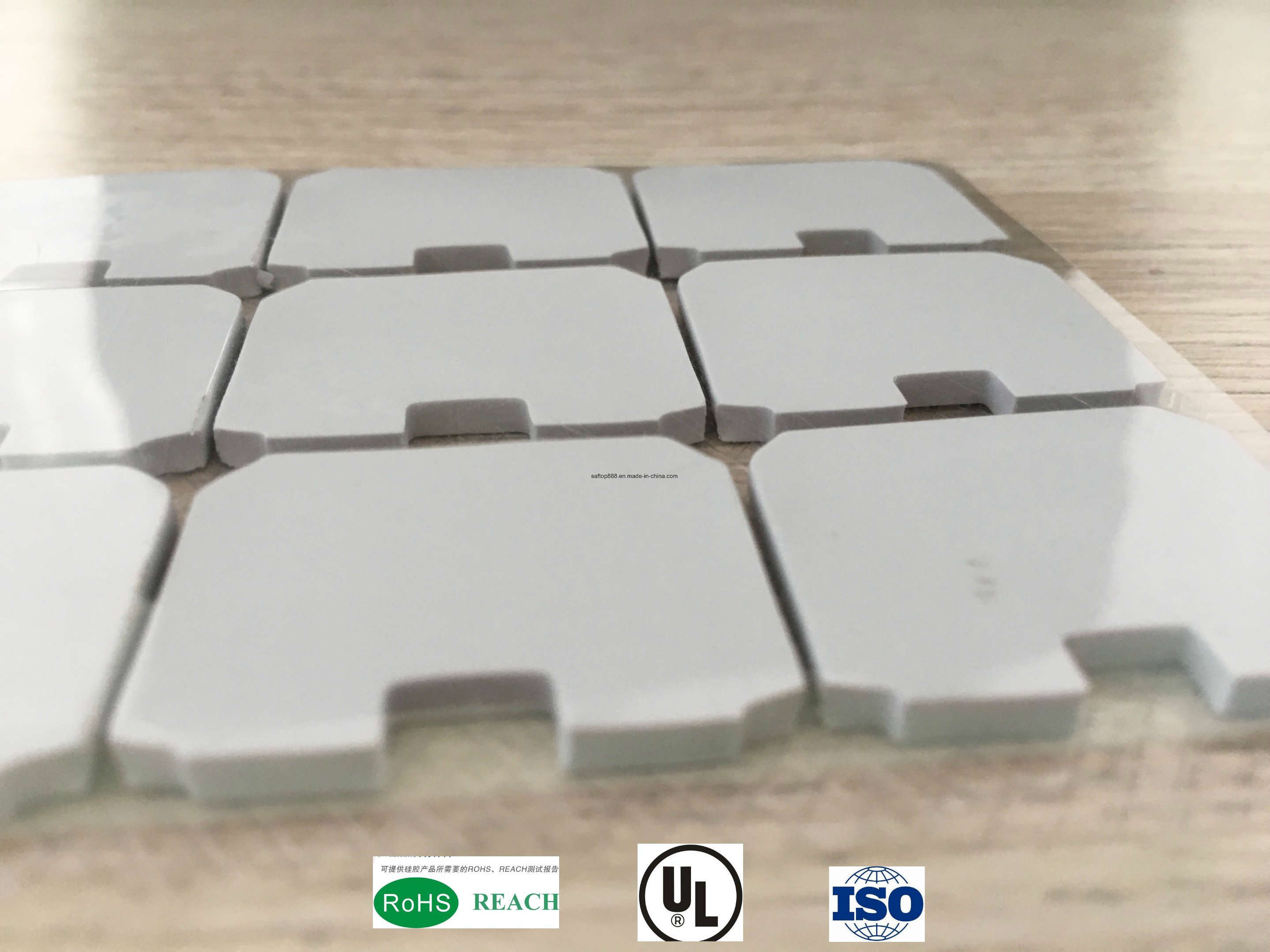 Super Soft Thermal Conductive Silicone Gap Pad for Heat Sink