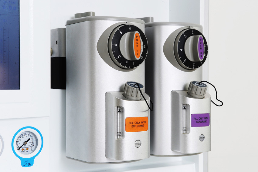 Medical Equipment Anaesthesia Machine Cwm-301A