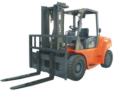 Diesel Forklift 5T 6T 7T