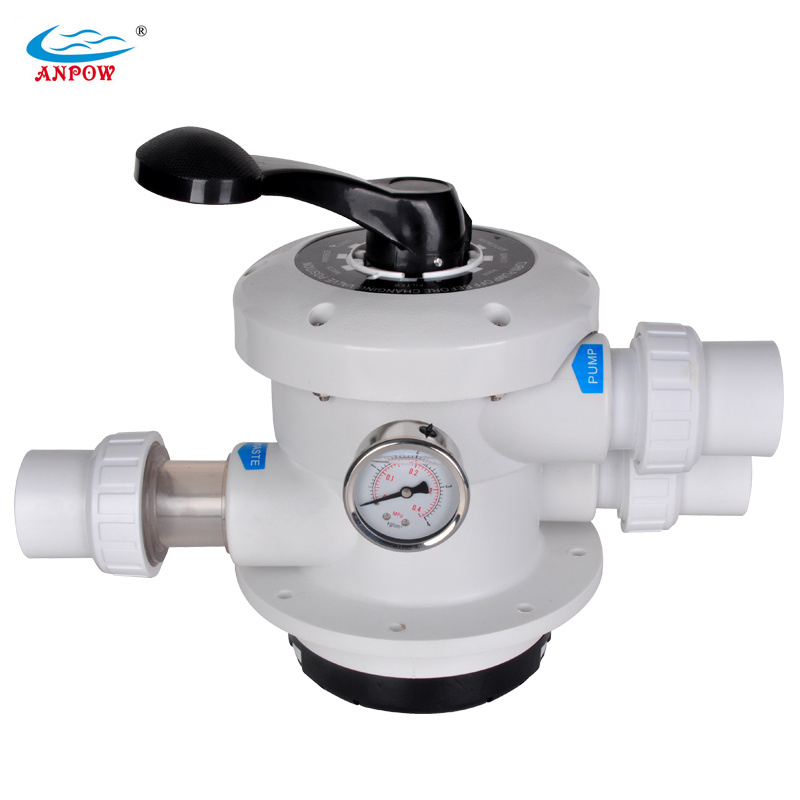 China 6 Way Pool Sand Filter Multiport Backwash Valve Photos Pictures Made In