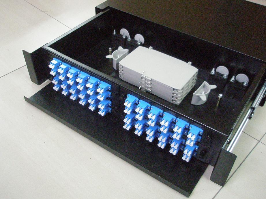 Китай ST установки шкафа нержавеющей стали + ABS, переходники LC, оптическо