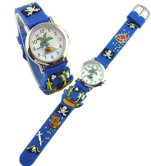 Office Supplies Cartoon China Cartoon Watch, K...