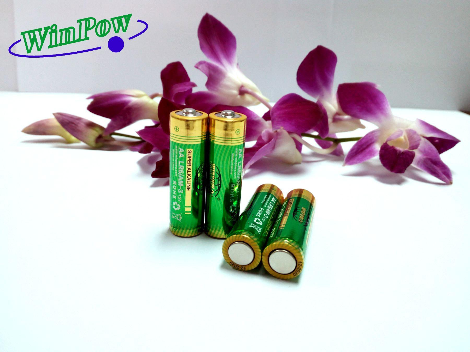 Christmas on Sale! Lr6 AA No. 5 Battery