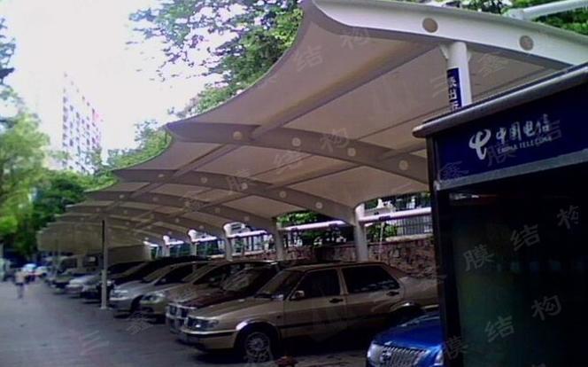 Parking Shed Design