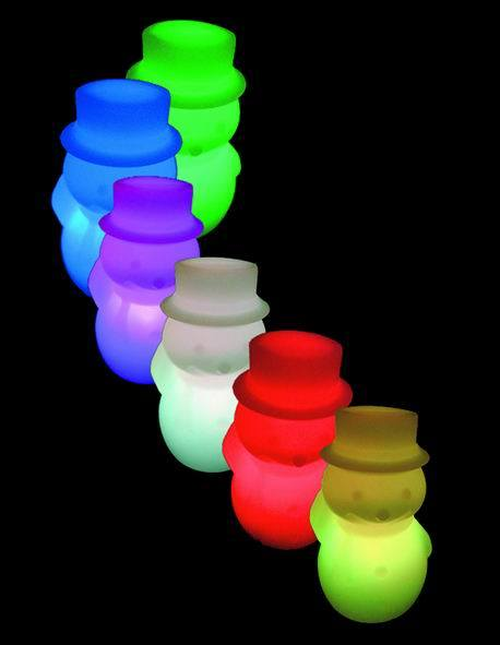 Changing Colors Night Light