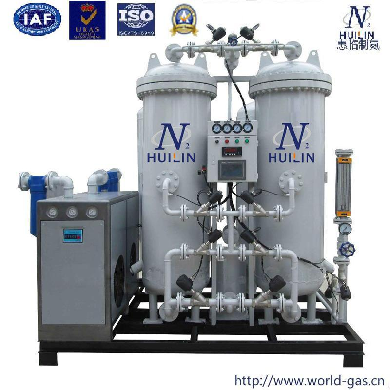 Energy-Saving Nitrogen Gas Generator for Chemical and Industry with ISO9001, Ce