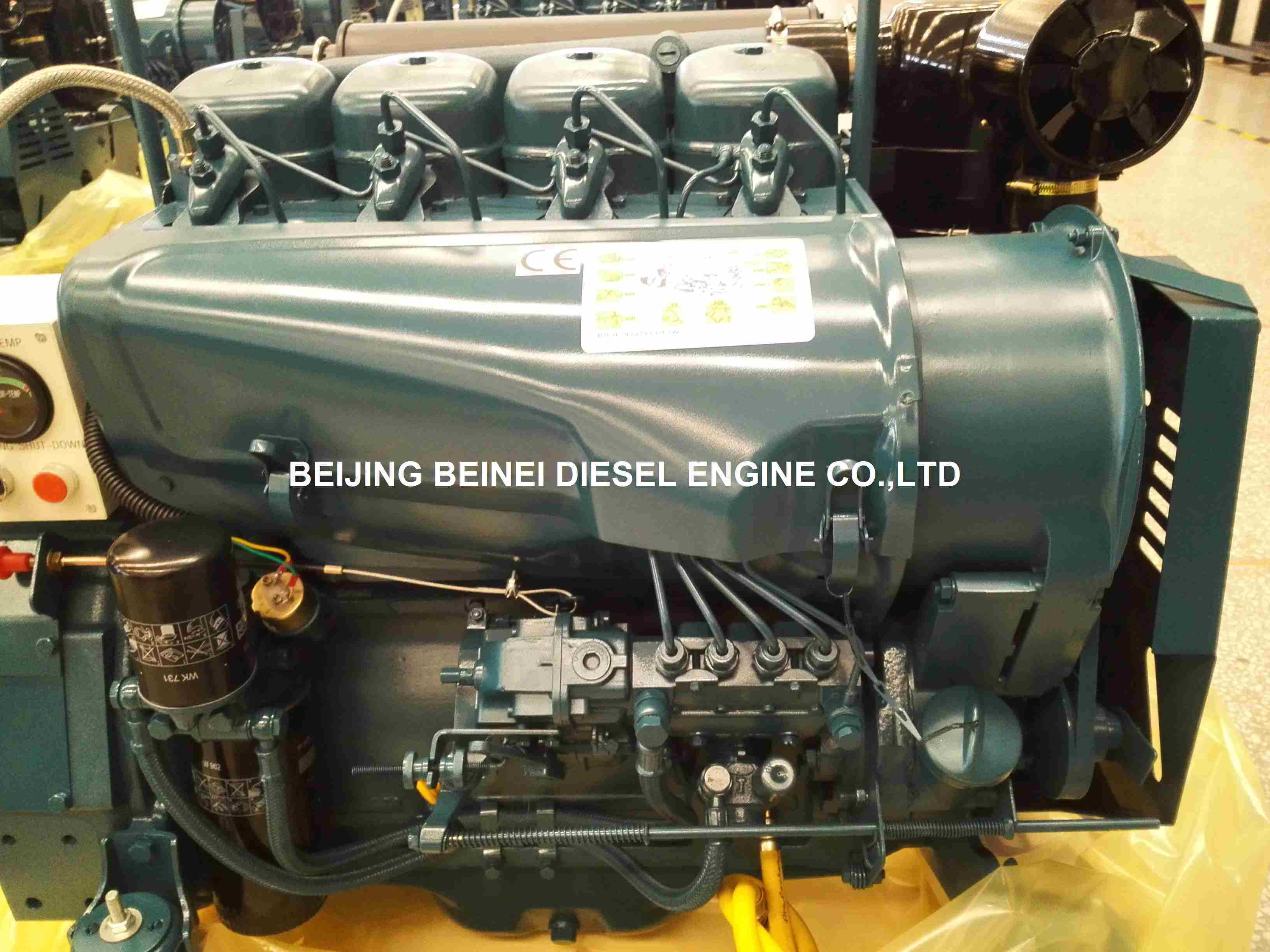 Diesel Engine F4l913 Deutz Air Cooled for Construction Machinery