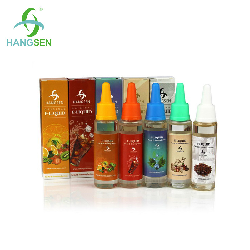 Healthy E Liquid with FDA\ MSDS\RoHS\Ce\TUV From Hangsen