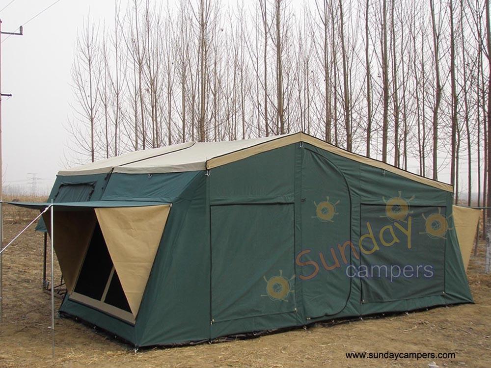 Popular Camper Trailer Tent Outdoor Camping  Buy Camper Trailer TentTrailer