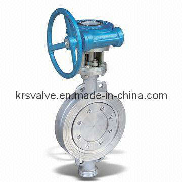 Wafer-Type Metal Sealed Butterfly Valve (D373H)