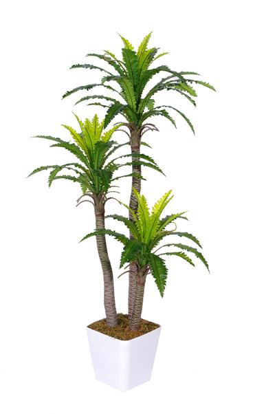 Planta artificial de la yuca planta artificial de la - Planta interior palmera ...