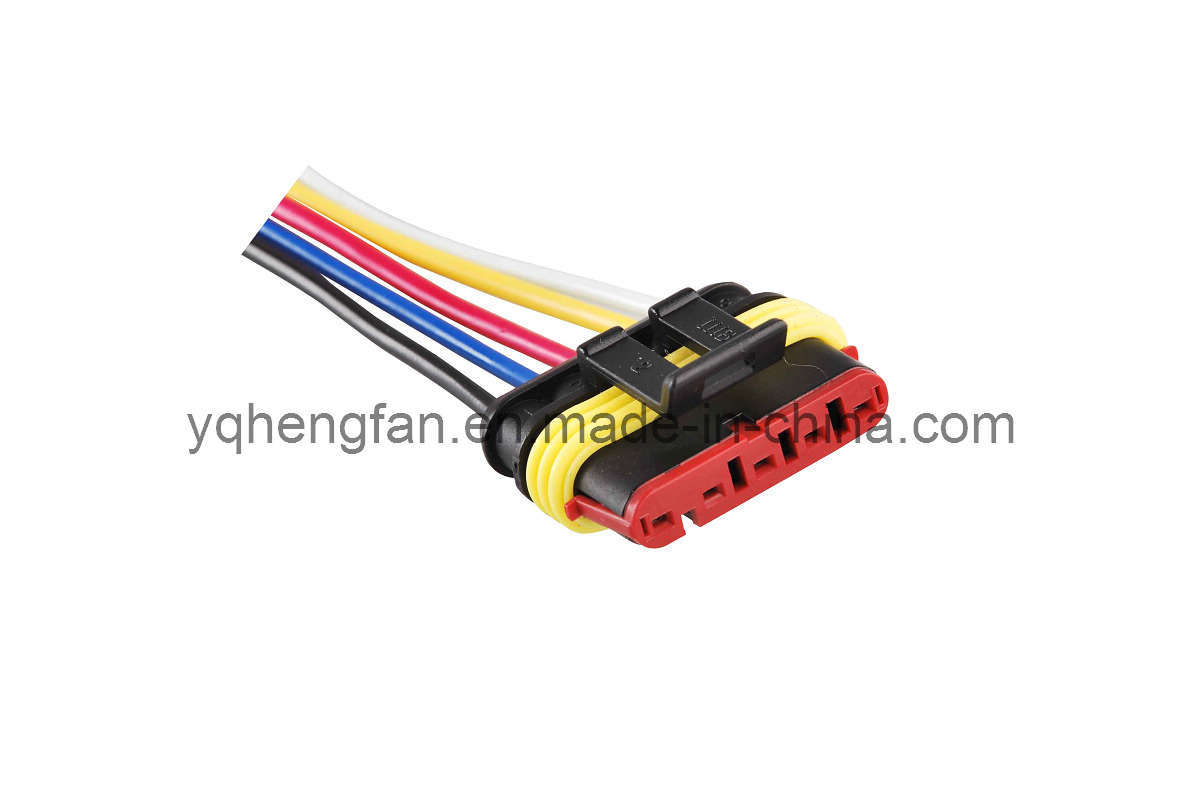 Cat5 Cat5e Cat6 Rj45 Jack Plug Connector To Wiring Harness For Phone
