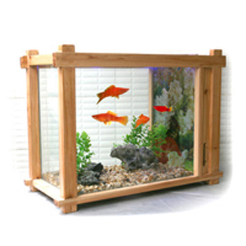 China square fish tank hl s1 china square fish tank for Square fish tank