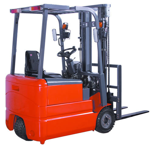 Stand Up Forklift. Electric Reach Truck-Stand-Up