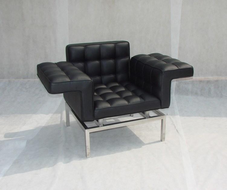 Barcelona Chair (MR90) | Barcelona Chair And Ottoman