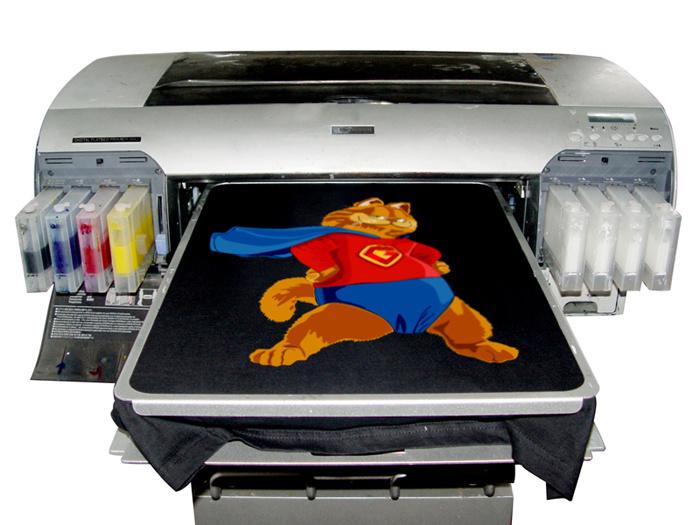 Share it for T shirt digital printer