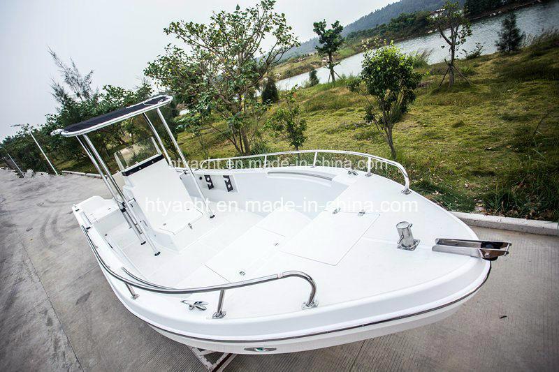 6.85m Fiberglass Japanese Fishing Boat Hangtong Factory-Direct