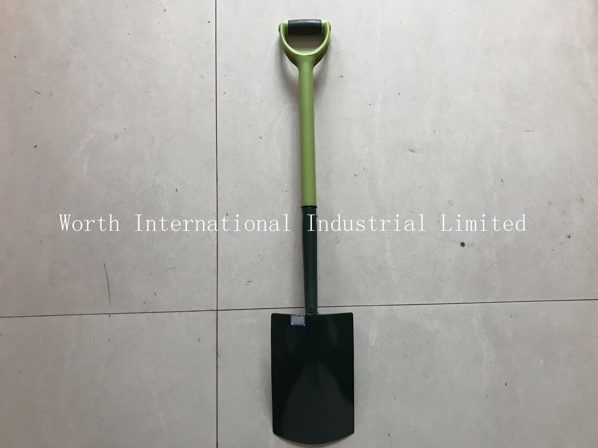 Germany Type Iron Fiberglass Handle Spade