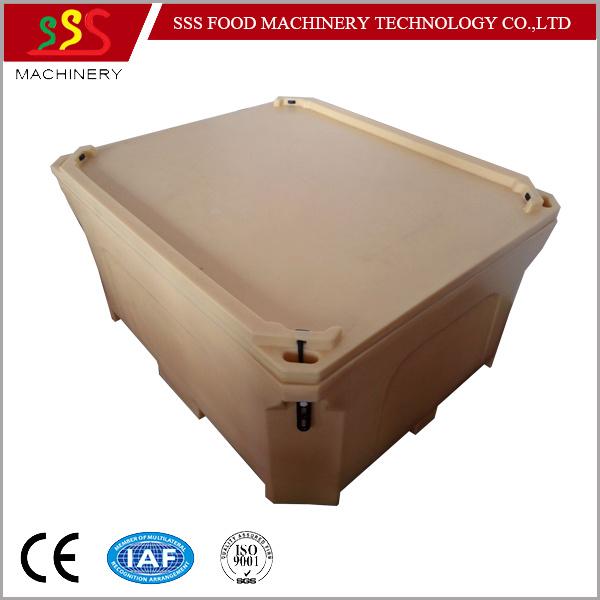 Factory Direct Supply Fish Cooler Box Fish Ice Cooler Box Seafood Transportation Box