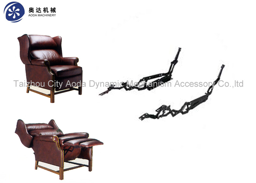 Simple Recliner Mechanism Push On The Arm Ad 8320 China Recliner Mechanism Sofa Recliner