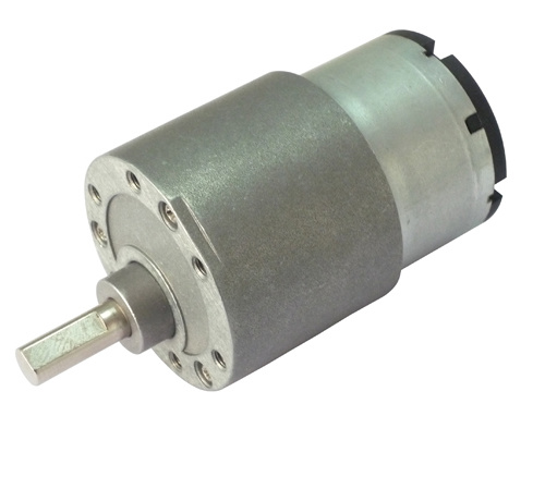 China 12v Low Rpm High Torque Dc Gear Motor Photos
