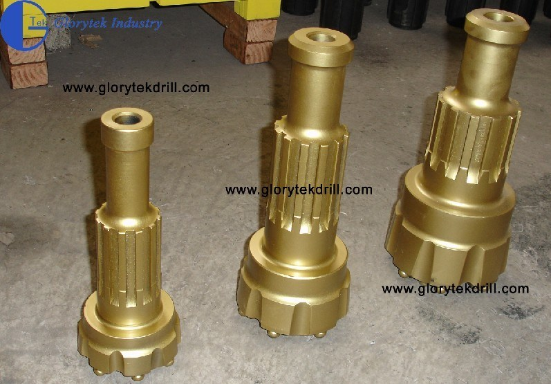 DTH Hammer Downhole Hammer and bits for Sale (DHD, MISSION, SD, QL, CIR)