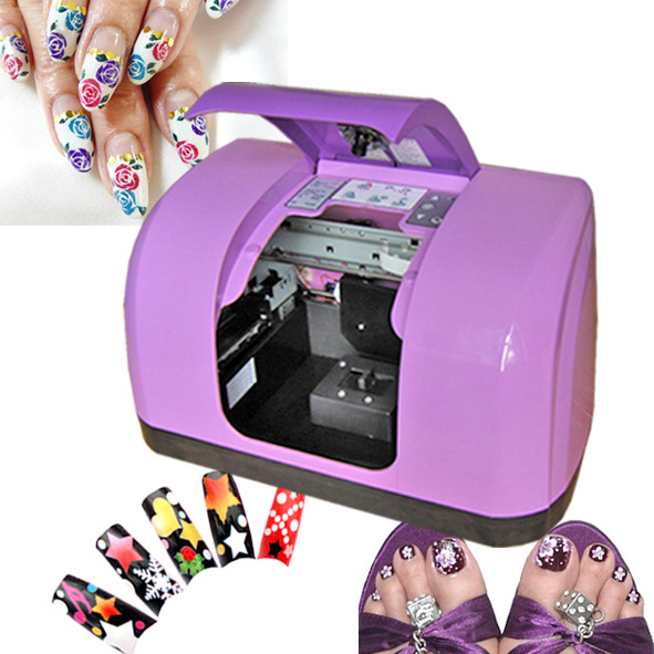 China Fashion Nail Art Printer (SP-N06B3) Photos & Pictures - Made-in ...