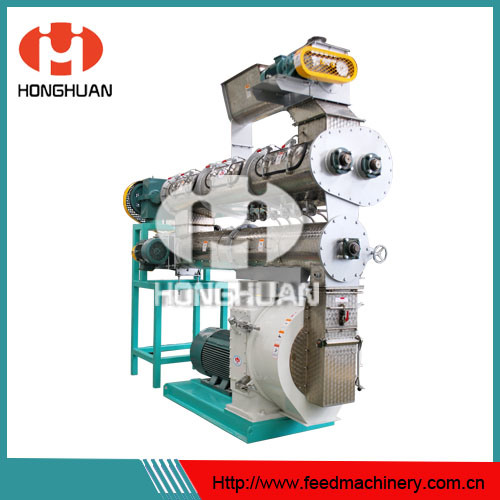 Feed Pellet Mill with Ddc Conditioner (HHZLH508)