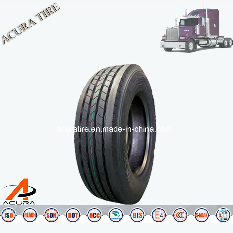 Chinese Cheap All Steel Radial Trailer Heavy Duty Tyre Truck Bus Tyre TBR Tyre