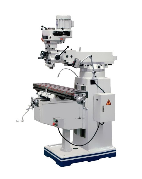 Universal Turret Milling Machine (Vertical Milling Machine X6333)
