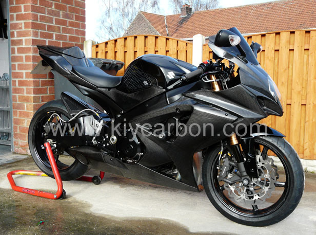Carbon Fiber Motorcycle Parts for Suzuki GSXR 1000