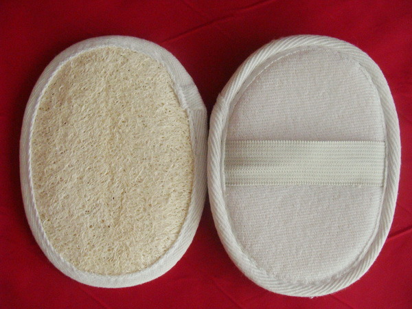 Loofah Scrub - China loofah,natural loofah,loofah bath glove in ...