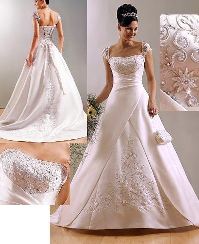 White Mini Dress on Wedding Dresses    Famous Wedding Dress Designers