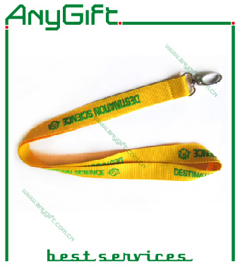 Mobile Phone Lanyard with Customized Printed Logo