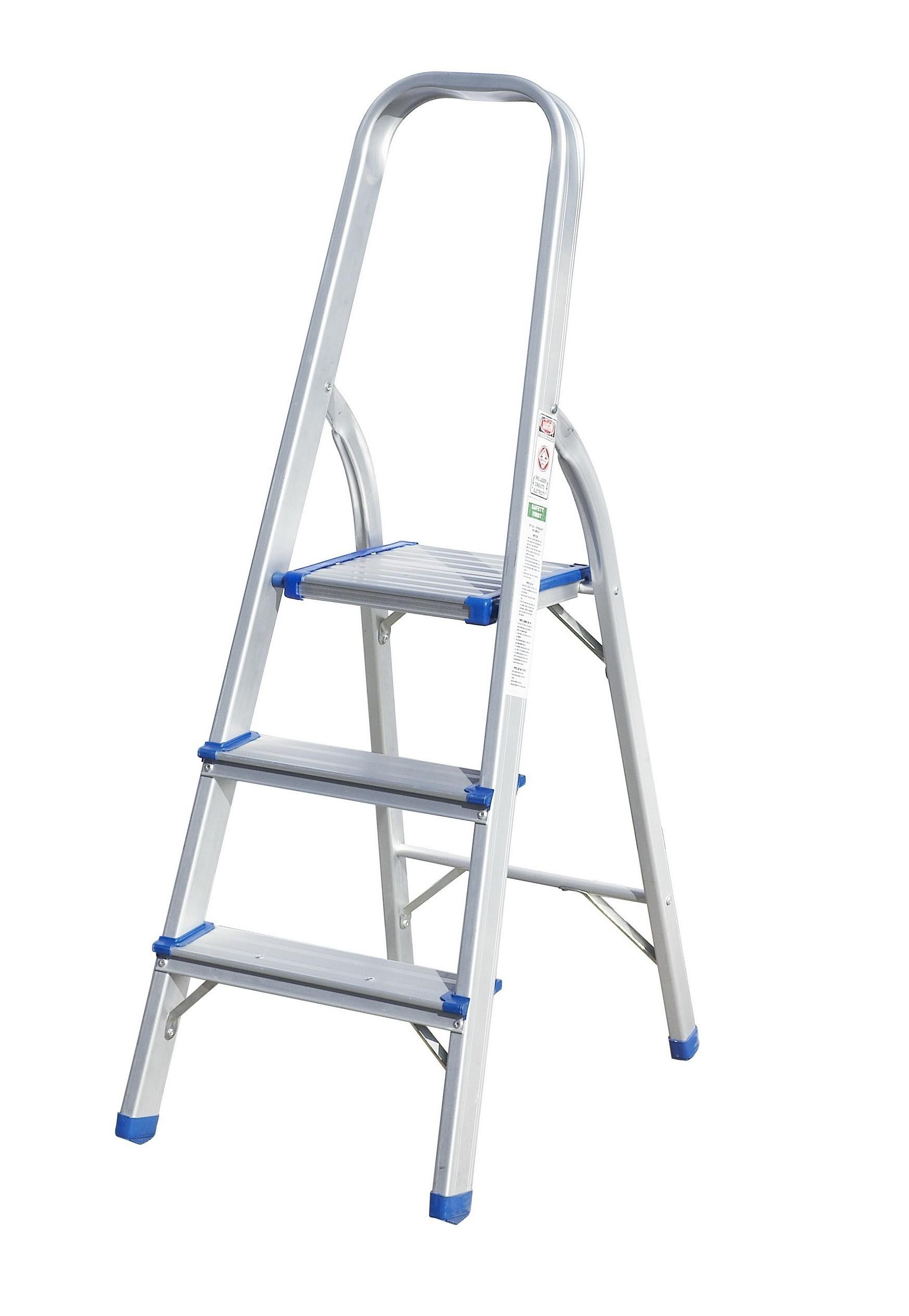 China Household Aluminum Ladder 3 Steps Photos