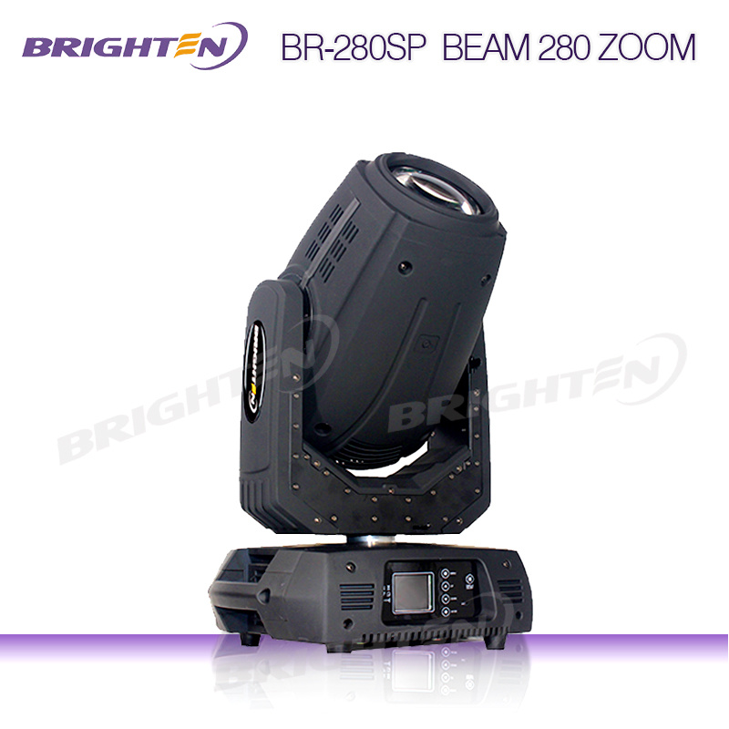 280W Point Beam Spot Wash Moving Head Lights for Music Show