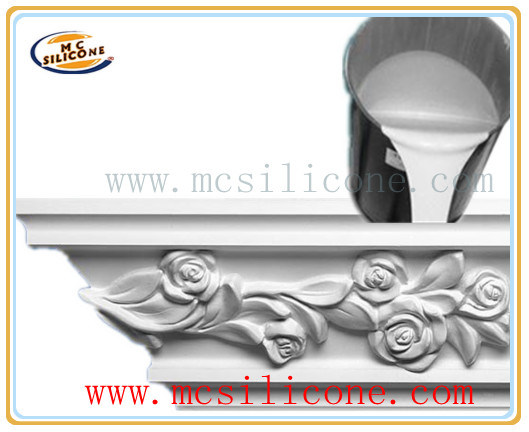 RTV-2 Silicone Rubber for Plaster Mould Making