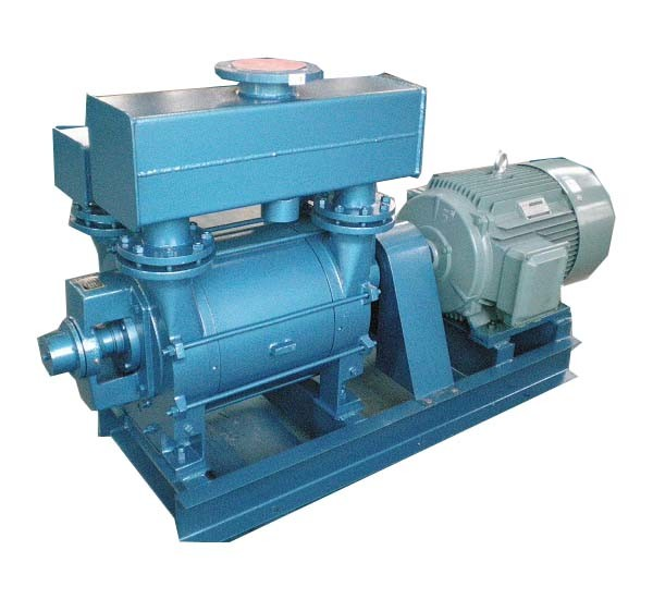 Water Ring Vacuum Pump (Stainless Steel)